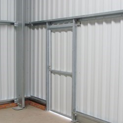 options are extra doors, wide gates (xxl gates) windows, thermal insulation, ventilation grids etc…